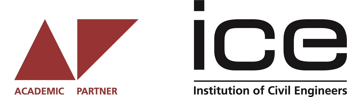 Academic and ice logo red