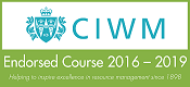 CIWM endorsed logo