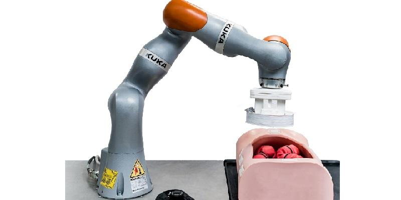 robotic arm pietro, colonoscopy