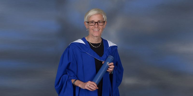 Professor Anne Neville awarded an Honorary Degree