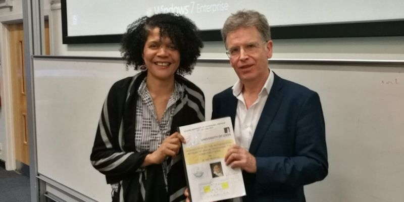Chi Onwurah MP inspires engineers at Leeds