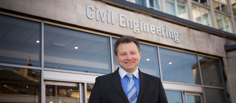 University appoints new Chair in High Speed Rail Engineering