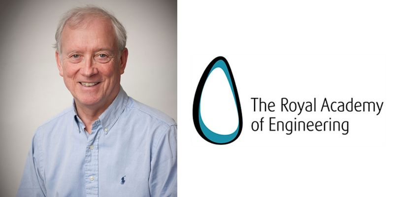 Professor Terry Wilkins awarded Royal Academy of Engineering Fellowship