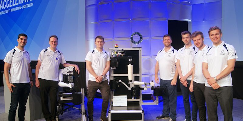 Leeds engineering team win global design competition