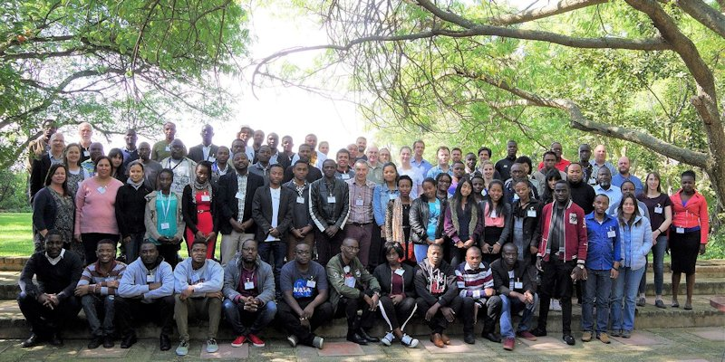 Bringing together a new generation of African radio astronomers