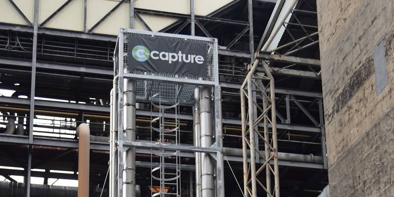 World first as C-Capture carbon removal tech demonstrated successfully