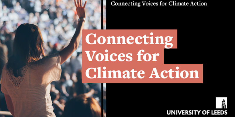 Connecting voices for climate action