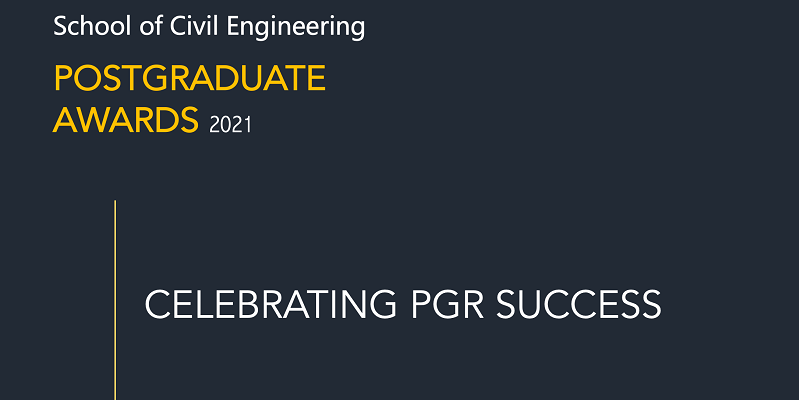 The Postgraduate Research Awards 2021