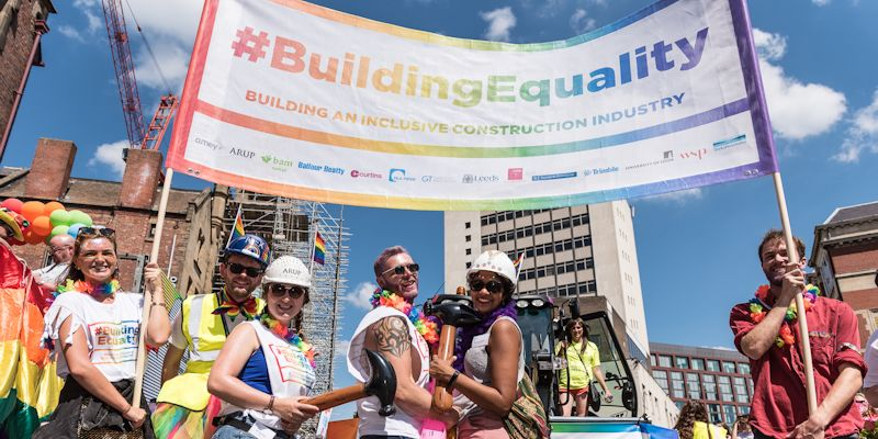 Building Equality in the construction industry