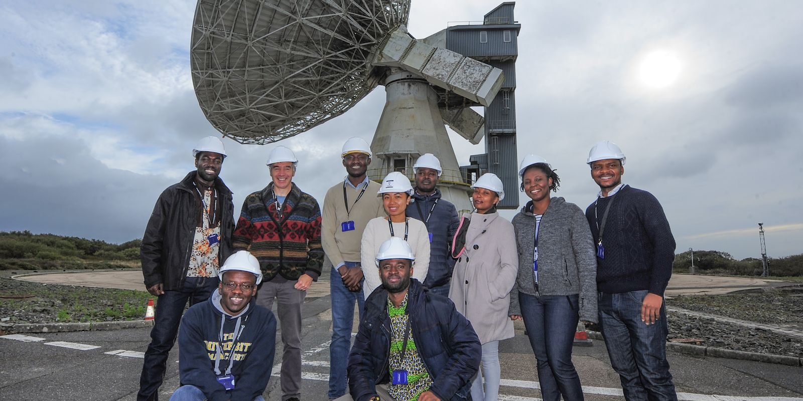 Development in Africa with Radio Astronomy project wins Better Satellite World Award