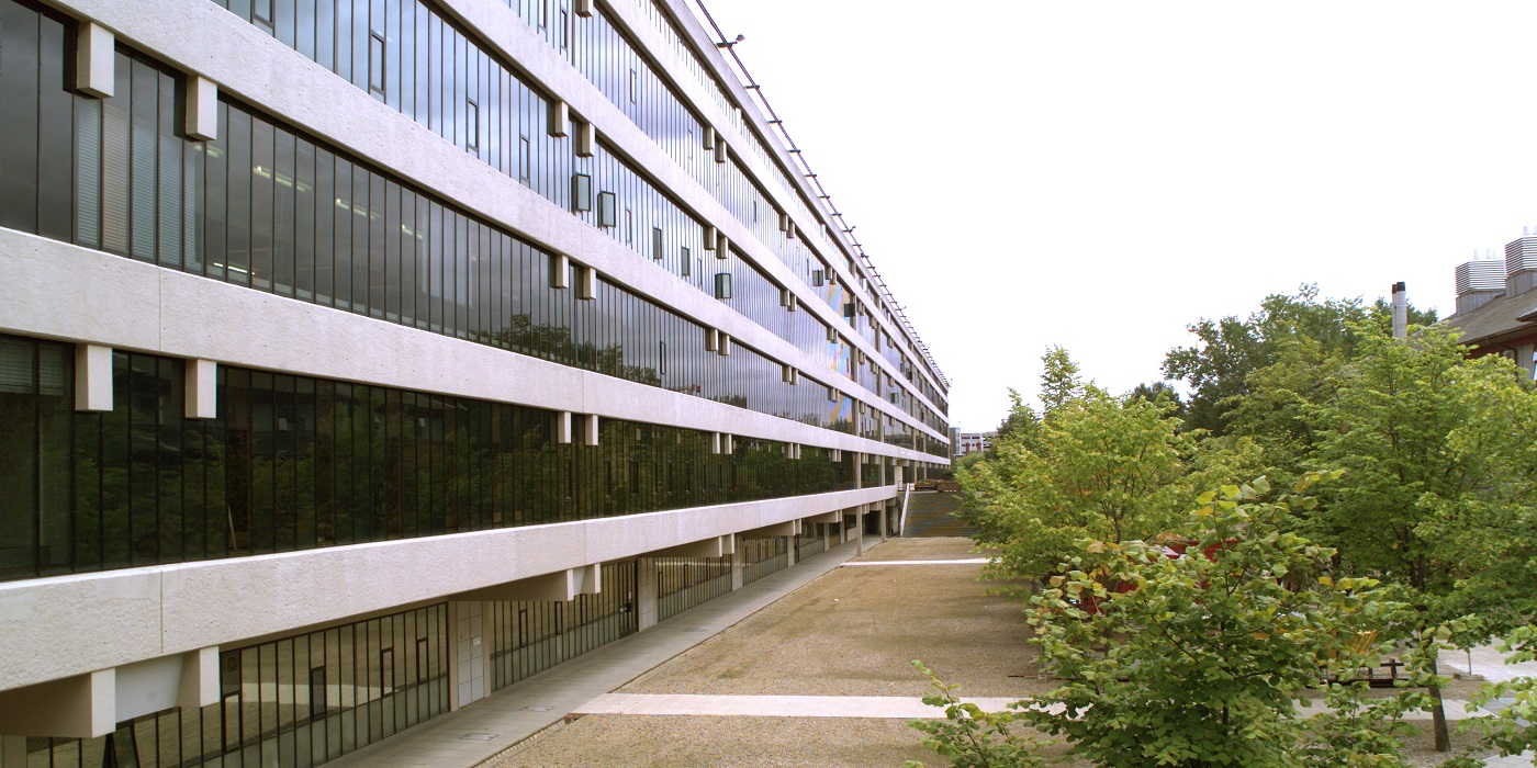 The EC Stoner building at the University of Leeds