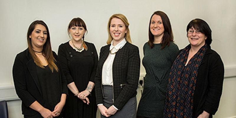 Physical Sciences Employability Team shortlisted for national award