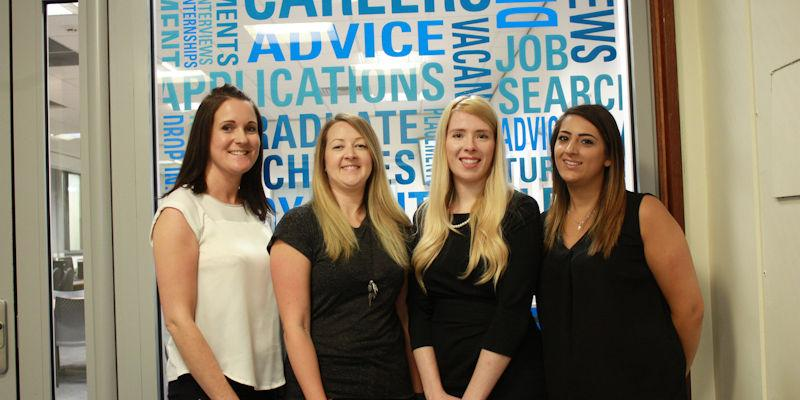 Engineering Employability Team shortlisted for national award