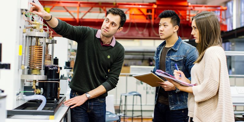 Landmark campaign to inspire next generation of engineers