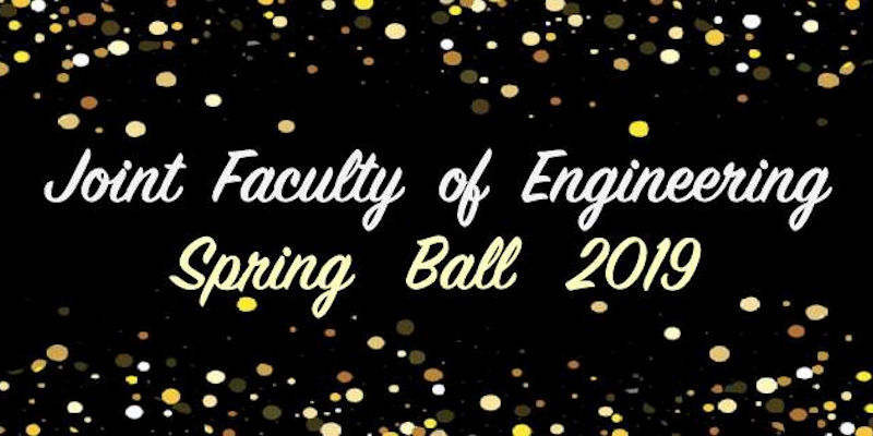 Faculty of Engineering Spring Ball 2019