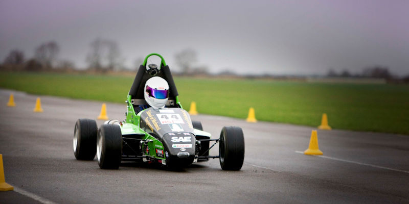 Mechanical Engineering students to race at Silverstone