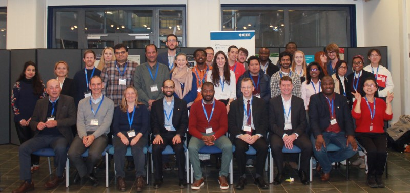 University of Leeds Student Branch triumphs at IEEE Awards