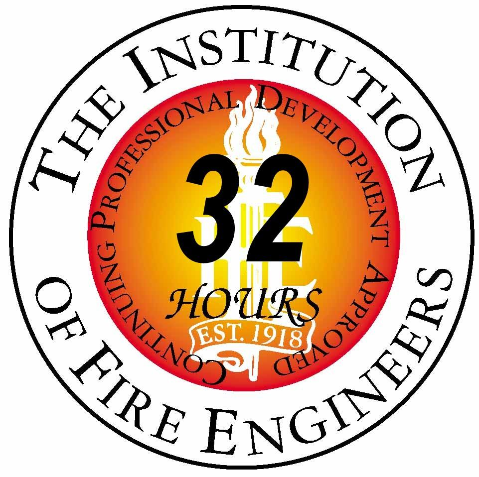 IFE logo showing course is approved for 32 CPD hours