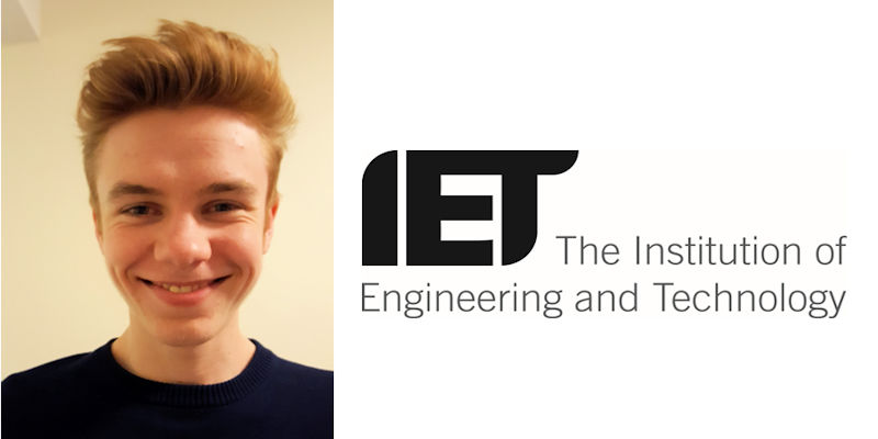 University of Leeds student wins national scholarship for engineering talent