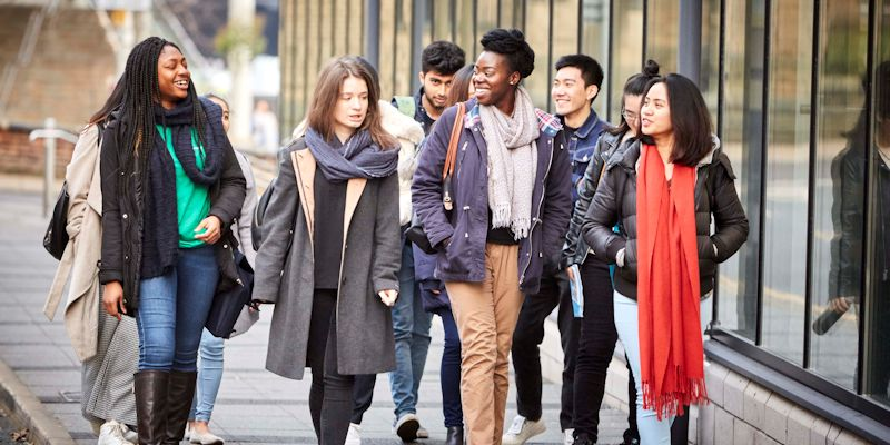 Leeds in top 40 most international universities