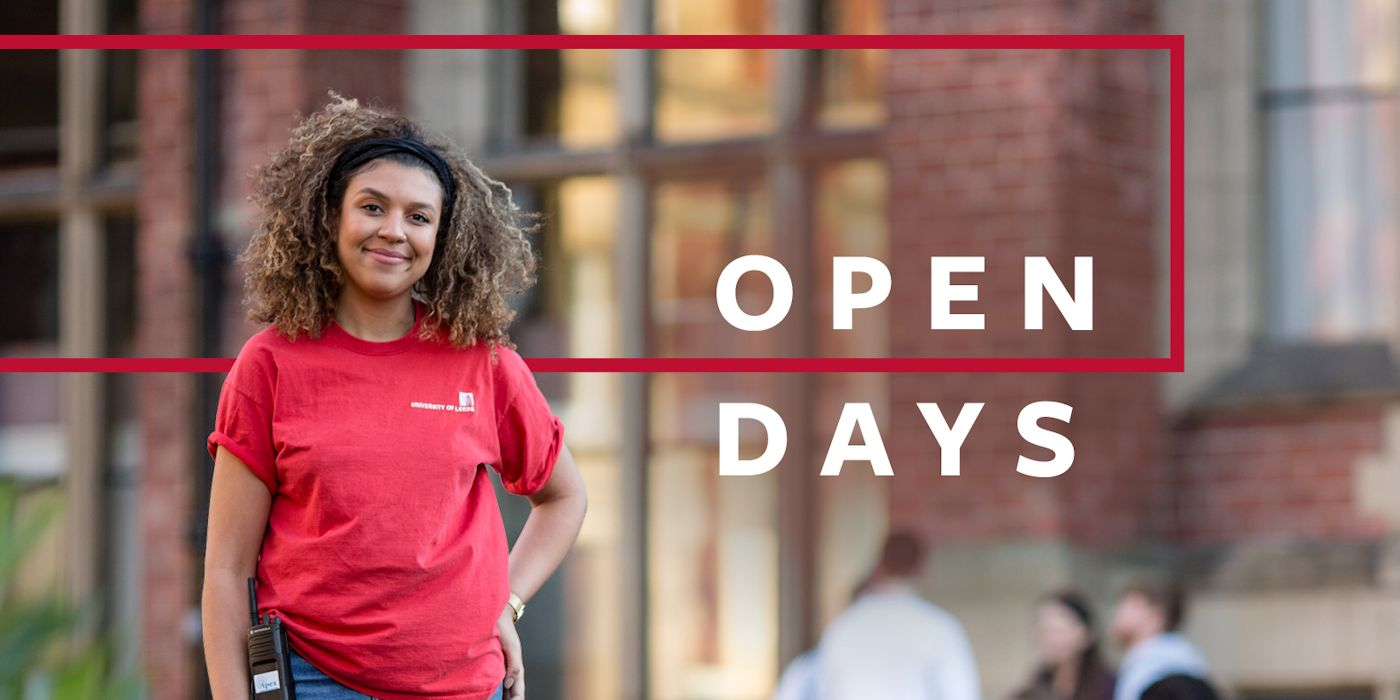 Undergraduate Virtual Open Days