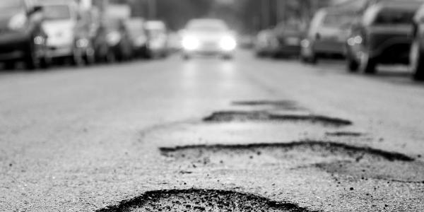 University project is developing tarmac 3D printing robots to repair roads