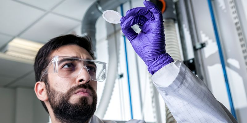 Graphene water filter project takes a step closer to tackling water industry problems