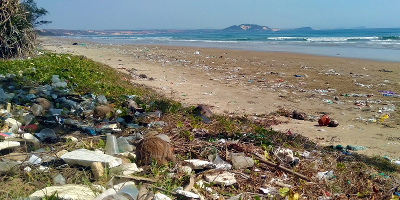 Major funding received for plastic pollution project in Indonesia