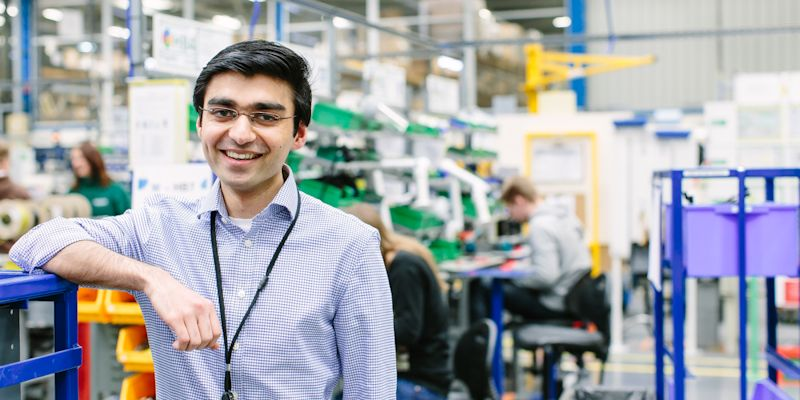 Rewarding careers | Careers and employability | School of Mechanical Engineering | University of Leeds
