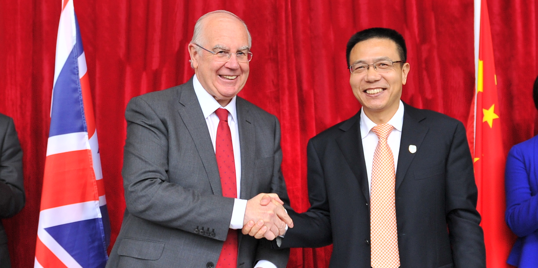 Engineering powerhouses set up China-UK joint school