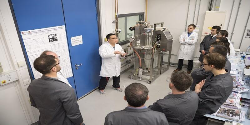 Spray Drying and Atomisation of Formulations course image