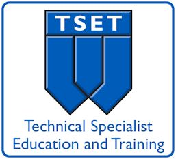 Technical Specialist Education and Training or TSET logo