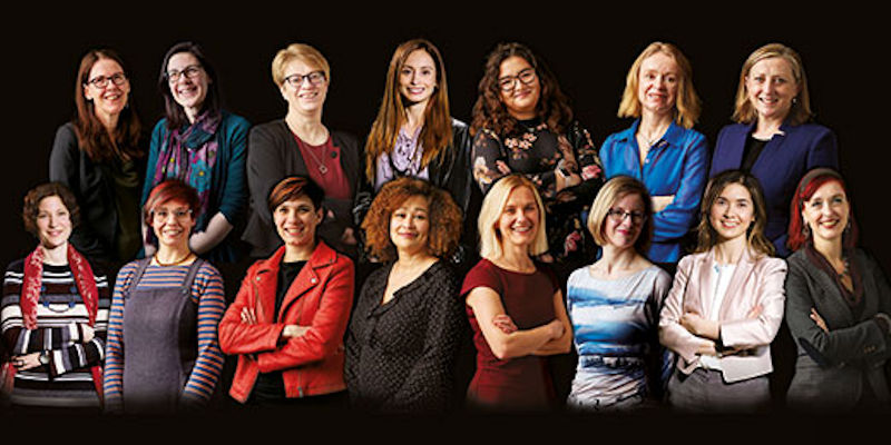 Faculty of Engineering staff honoured with Women of Achievement Awards 2018