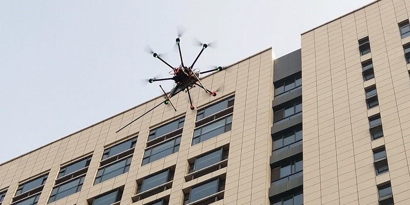 Wireless signal prototype can help rescue workers 'see' inside collapsed or burning buildings