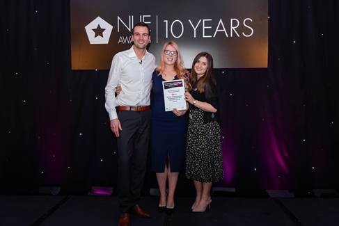 Engineering and Physical Sciences Employability Team named as finalist in NUE awards