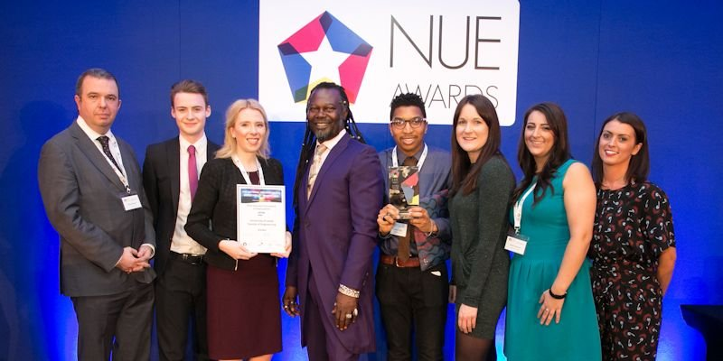 Faculty of Engineering wins national employability award
