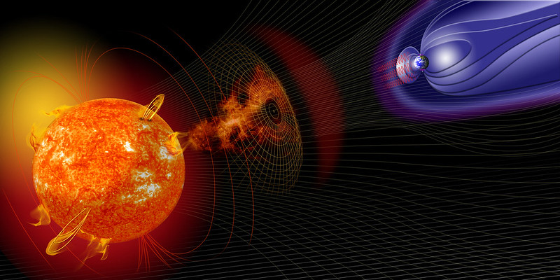 Predicting solar storms