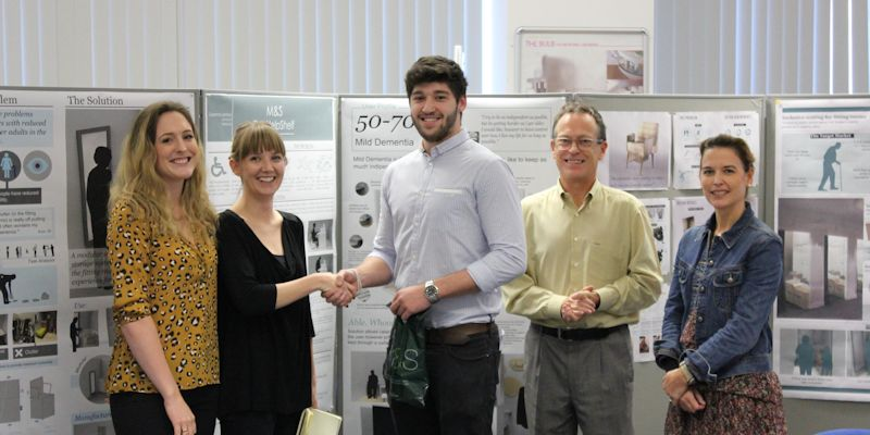 Product design students impress Marks & Spencer