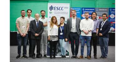 University of Leeds' researchers at the 2019 European Symposium on Comminution and Classification