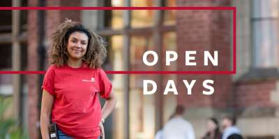 Undergraduate Open Days at the University of Leeds