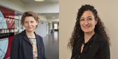 Professor Jeanine Houwing-Duistermaat and Dr Luisa Cutillo