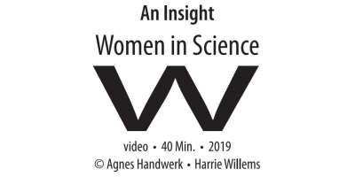 poster image for women in science event