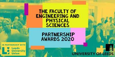 Faculty of EPS Partnership Awards 2020