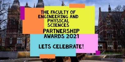 Faculty of Engineering and Physical Sciences Partnership Awards 2021