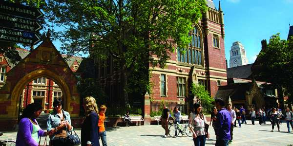 University of Leeds Campus